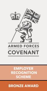 Employer Recognition Scheme Bronze Award
